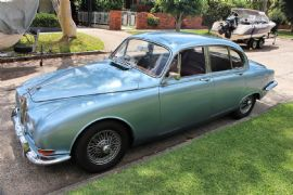 Jaguar Mk2 1965 For A Day