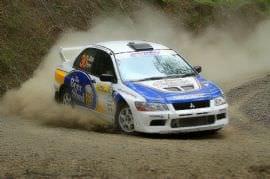Rally Taster, 6 Laps