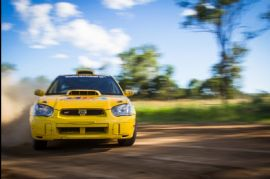 Rally Combo, 13 Laps