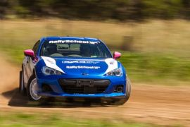 Rally Driving Taster, 6 Laps