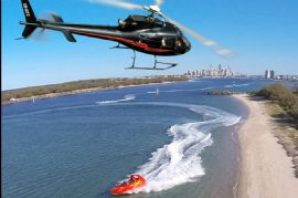 Jet Boat Ride and Helicopter Flight, Child