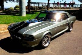 Dandenong Ranges Mustang Cruise, 2 Hours