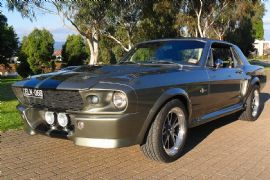 30-Minute Joy Ride in a Mustang