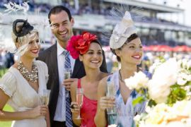Melbourne Cup Sailing Lunch Cruise