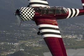 Advanced Aerobatic Flight in a YAK
