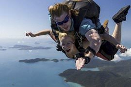 Skydive Airlie Beach from 15000ft