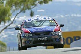 Bathurst Drive a V8 for 4 Laps