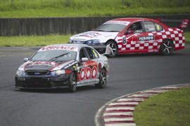 V8 Race Car Driving, 4 Laps at Barbagallo