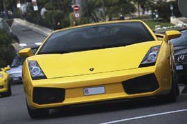 Drive a Lamborghini Gallardo, St Kilda
