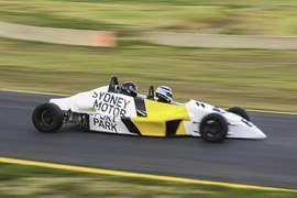Ride in a Formula Ford 2 Seater, 4 Laps