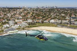 Sydney Harbour and Coastal Flight