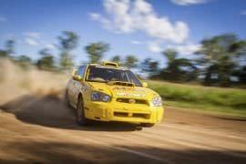 13 Lap Rally Combo
