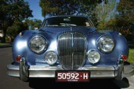 Drive a V8 Mk 2 Jaguar for the Day