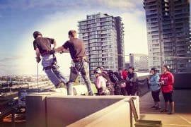 Melbourne Rap Jumping, Child