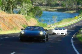 Drive a Ferrari F430 F1 for 2 Hours plus Photo