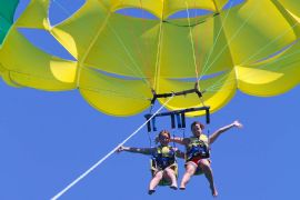 Parasailing on the Gold Coast for Two