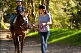 Children's Lead Pony Ride