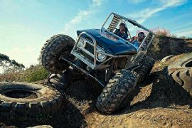 Extreme 4x4 Taster
