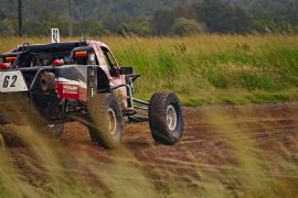 V8 Race Buggy, 5 Hot Lap Thrill