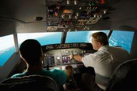 737 Flight Simulator Experience, 60 Minutes