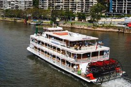 Sunday Lunch Cruise on the Brisbane River