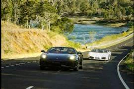 Drive a Ferrari F430 and Lamborghini