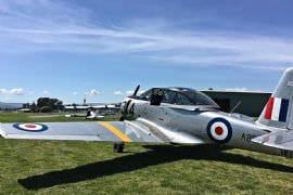 CA-25 Winjeel Aerobatics Flight, 20 Minutes