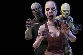 Free Roam Zombie Virtual Reality