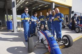 Formula Ford Full Academy Day Experience
