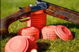 Deluxe Reloaded Clay Shooting for 3, Epping