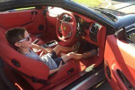 Kids Ferrari Experience