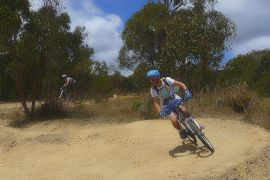 Mountain Biking Intermediate Training