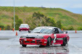 Drifting Battle Thrill Ride, 2 laps