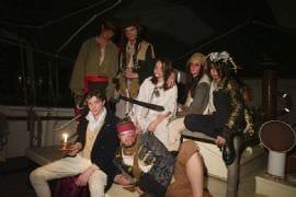 Tall Ship Pirate Mutiny