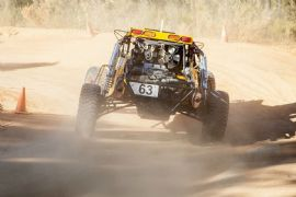 Drive a V8 Race Buggy, 20 Laps  2 Hot Laps