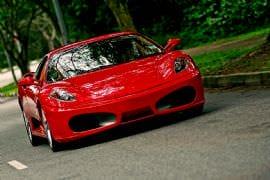 Hinterland Ferrari Drive - 2 Hours