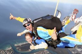 Gold Coast Tandem Skydive from 12000ft, Mid Week