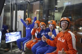 iFly Family and Friends, Weekday
