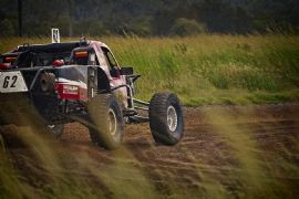 V8 Buggy, Drive 10 Laps