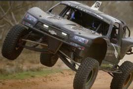 V8 Trophy Truck Desert Package, Gold Coast