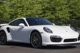 Drive a Porsche 911 Turbo S, 30-Minutes