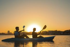 Surfers Paradise Sunset Kayak Adventure