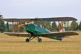 Tiger Moth Adventure Flight, 15 Minute Flight