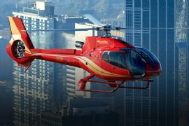 Melbourne City Helicopter Tour for Two