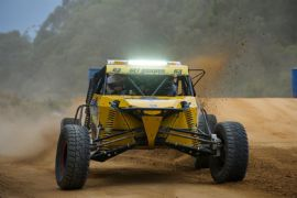 Passenger Ride in a V8 Buggy or YXZ, 5 Laps