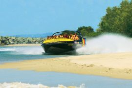 Jet Boat Ride from Surfers, Child