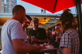 Boozy History and Hidden Bars Tour