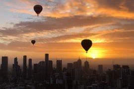 Hot Air Balloon Flight of Melbourne, Child
