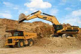 Excavator and Dump Truck Adventure