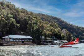 Seaplane Flight and Lunch at Berowra Waters
